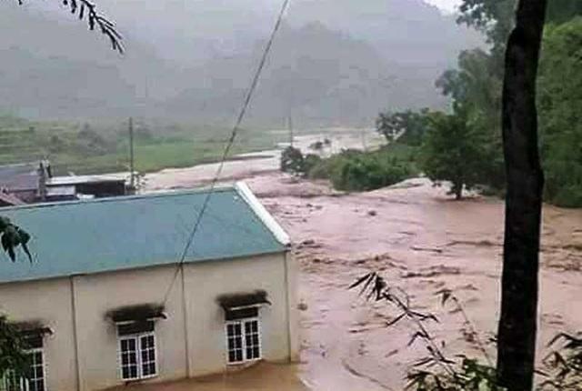 Thanh Hóa: 14 người mất tích do ảnh hưởng mưa bão - 2