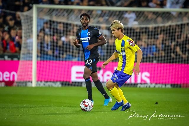 Những khoảnh khắc Sint Truidense thua đậm Club Brugge trong ngày Công Phượng ra mắt - 20
