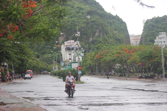 Quảng Ninh - Hải Phòng: Đường phố ngập sâu, cây xanh gãy đổ ngổn ngang sau bão số 3 - 6