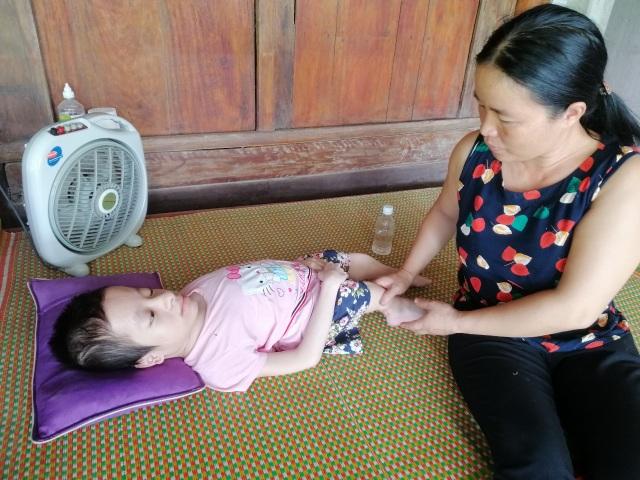 Người phụ nữ gần 20 năm quần quật nuôi chồng con chạy thận và xương thuỷ tinh - 3