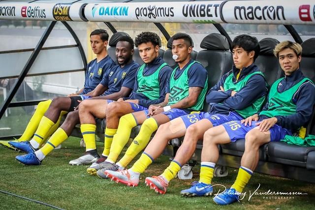 Những khoảnh khắc Sint Truidense thua đậm Club Brugge trong ngày Công Phượng ra mắt - 1