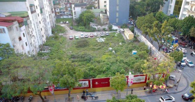 """Khu đô thị quốc tế lớn nhất ở Hà Nội, ôm đất hơn 20 năm vẫn để """"treo"""" - 2"""