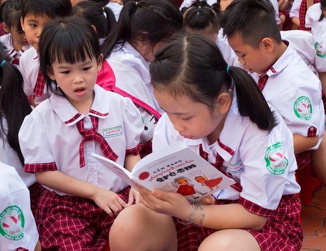 TPHCM: 80% trẻ mầm non thường xuyên được nghe đọc sách vào năm 2020 - 1
