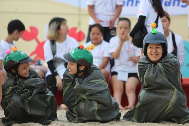 Sinh viên Hàn Quốc giao lưu cùng trẻ em khuyết tật Quảng Trị - 6
