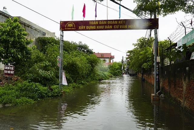 Hải Phòng:  Phố phường ngổn ngang sau bão số 3 - 7