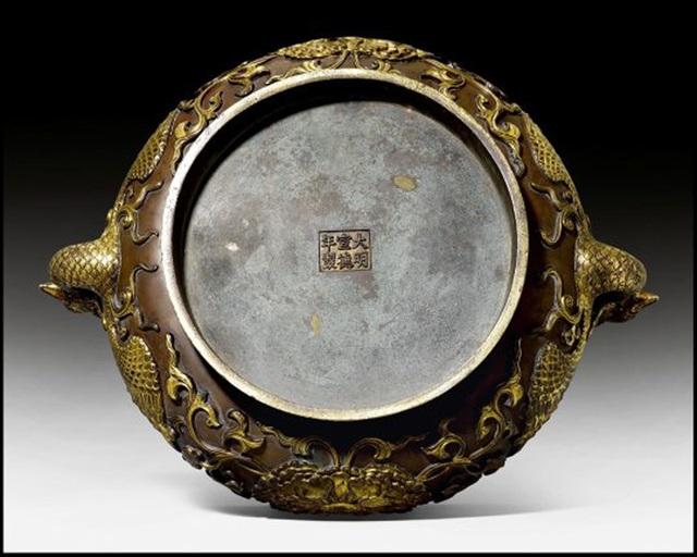 Ngỡ ngàng chiếc bát bằng đồng cũ, tưởng bỏ đi giá 100 tỷ đồng - 1