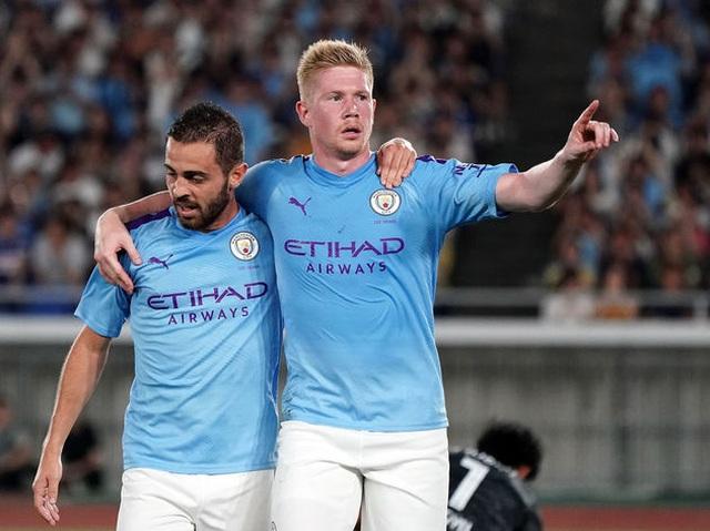 Đội hình kết hợp giữa Man City với Liverpool trước trận Siêu cúp Anh - 7