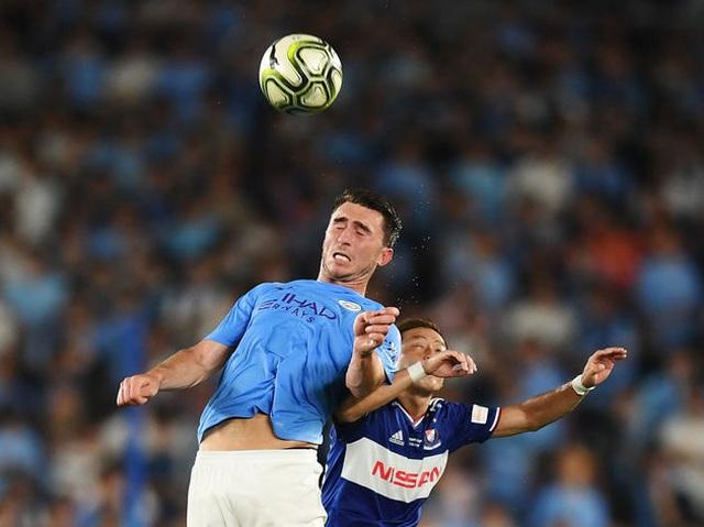 Đội hình kết hợp giữa Man City với Liverpool trước trận Siêu cúp Anh - 4