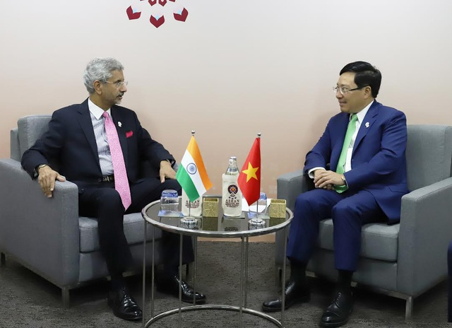 Ấn Độ muốn tiếp tục hợp tác về dầu khí với Việt Nam trên Biển Đông - 1