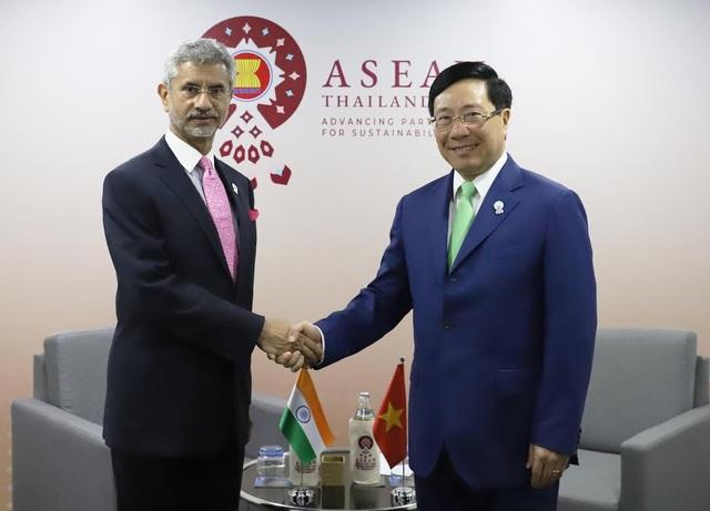 Ấn Độ muốn tiếp tục hợp tác về dầu khí với Việt Nam trên Biển Đông - 2