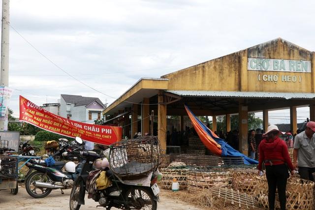 Kiểm soát chặt chẽ chợ đầu mối khi dịch tả lợn Châu Phi lan rộng - 1