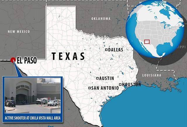 Xả súng tại siêu thị ở Mỹ, ít nhất 20 người chết - 11
