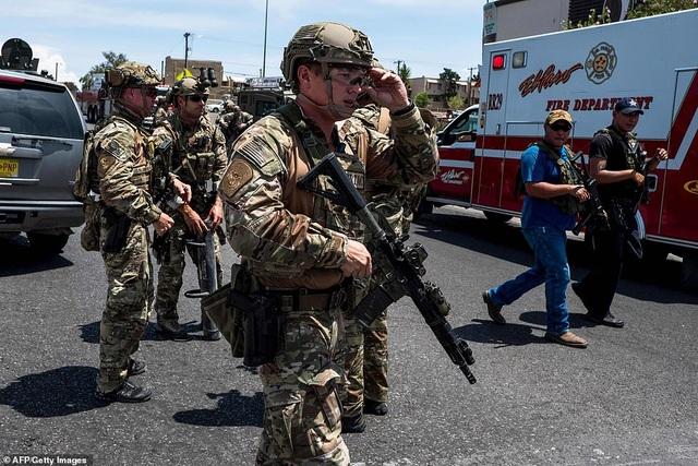Xả súng tại siêu thị ở Mỹ, ít nhất 20 người chết - 6