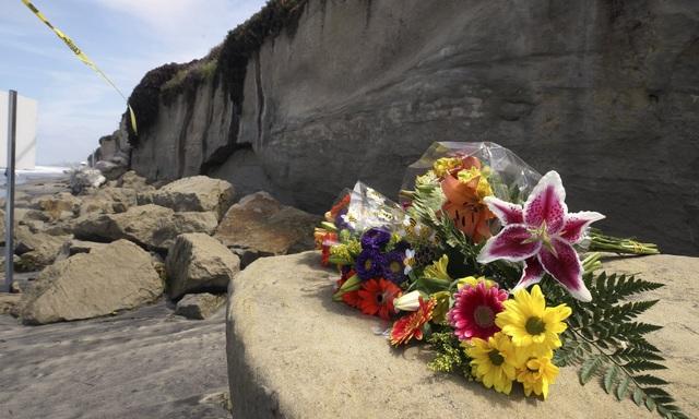 Mừng người thân thoát khỏi ung thư, 3 phụ nữ trong một gia đình thiệt mạng vì vách đá đổ sập - 3