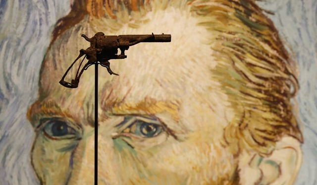 Bán đấu giá khẩu súng đã giết danh họa Vincent van Gogh: Hé lộ nhiều bí ẩn - 1