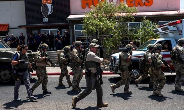 Vụ xả súng kinh hoàng ở Texas qua lời kể nhân chứng - 5