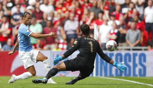 Vượt qua Liverpool ở loạt luân lưu, Man City giành Siêu cúp Anh - 1