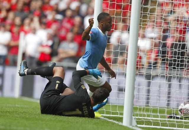 Vượt qua Liverpool ở loạt luân lưu, Man City giành Siêu cúp Anh - 2
