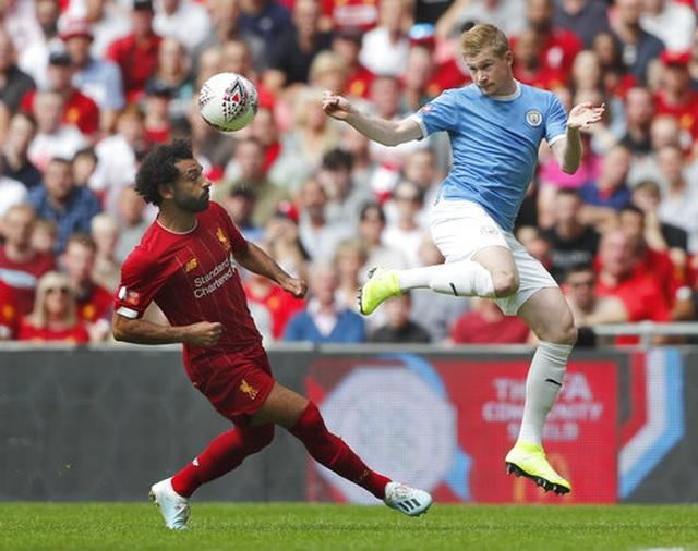 Vượt qua Liverpool ở loạt luân lưu, Man City giành Siêu cúp Anh - 3