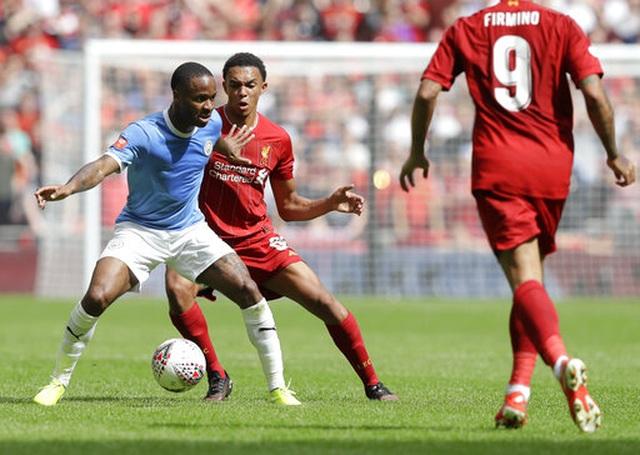 Vượt qua Liverpool ở loạt luân lưu, Man City giành Siêu cúp Anh - 5