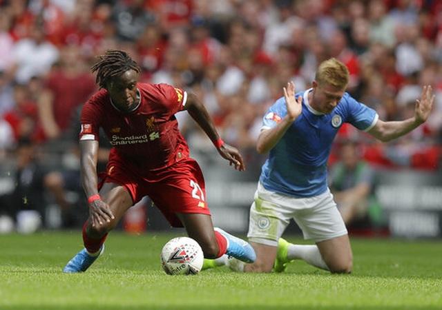Vượt qua Liverpool ở loạt luân lưu, Man City giành Siêu cúp Anh - 6