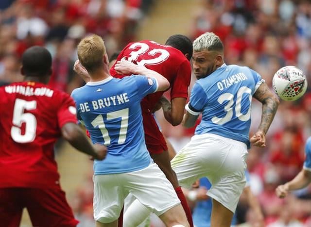 Vượt qua Liverpool ở loạt luân lưu, Man City giành Siêu cúp Anh - 8