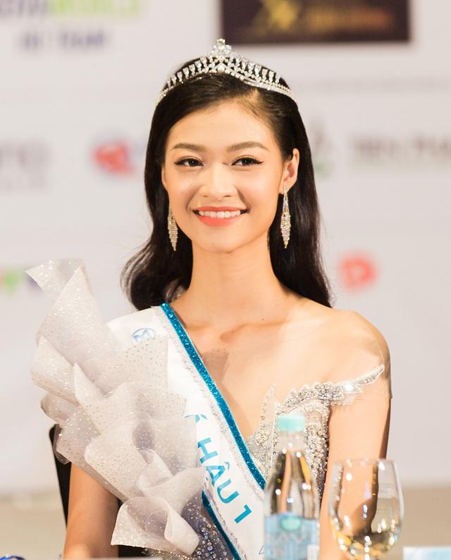 Nụ cười tỏa nắng Á hậu 1 Nguyễn Hà Kiều Loan - 4