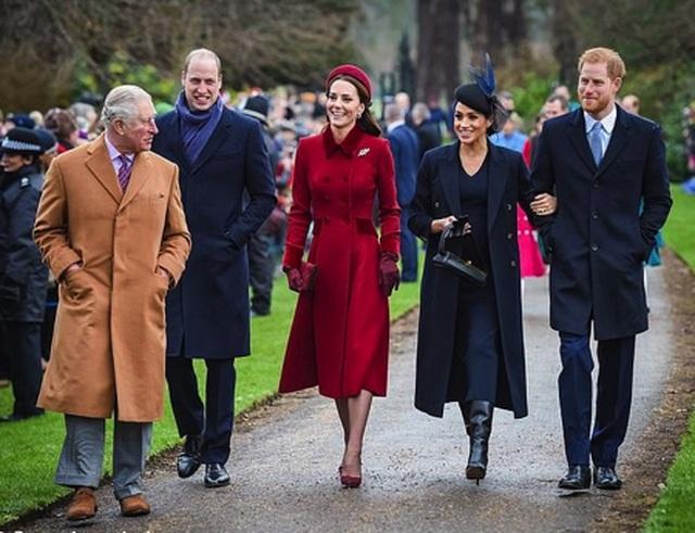 Ngọt ngào như Hoàng tử Harry chúc mừng sinh nhật vợ yêu - 2