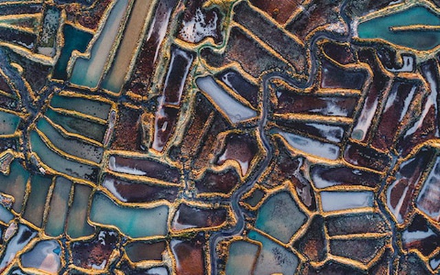 Những bức ảnh quyến rũ nhất thế giới nhìn từ trên cao - 1
