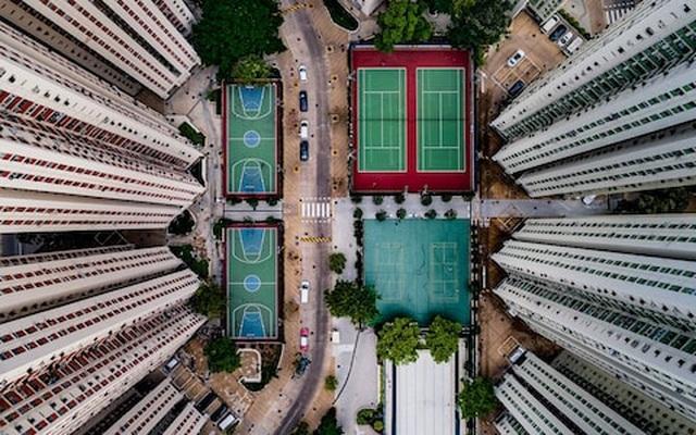 Những bức ảnh quyến rũ nhất thế giới nhìn từ trên cao - 8