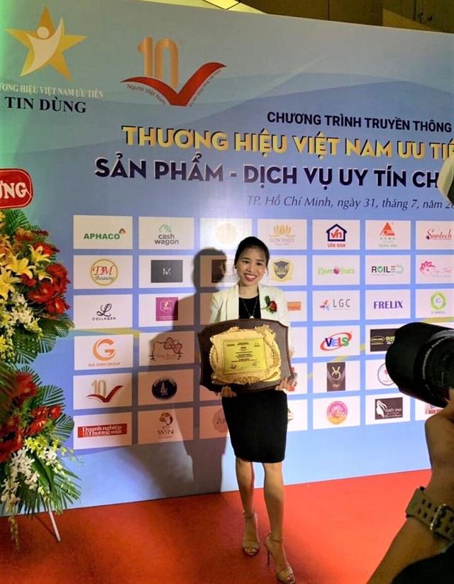 Cashwagon Top 10 Thương hiệu Việt Nam Tin Dùng - Sản phẩm, Dịch vụ Uy tín Chất lượng 2019 - 2