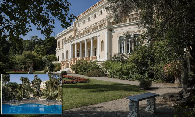 Biệt thự Pháp-ngôi nhà đắt nhất thế giới được bán với giá 200 triệu Euro - 1