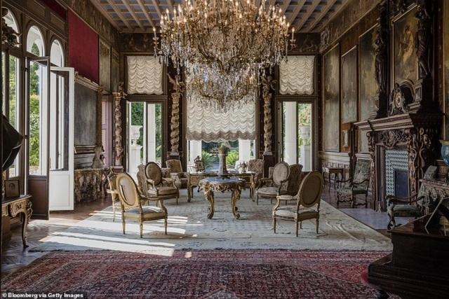 Biệt thự Pháp-ngôi nhà đắt nhất thế giới được bán với giá 200 triệu Euro - 3