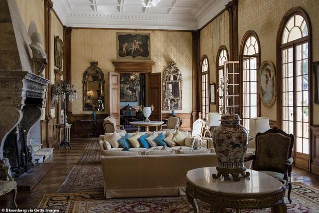 Biệt thự Pháp-ngôi nhà đắt nhất thế giới được bán với giá 200 triệu Euro - 4