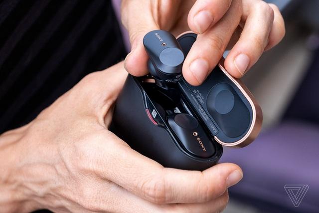 Tai nghe chống ồn Sony WF-1000XM3 chính thức lên kệ, giá ngang ngửa AirPods 2 - 1