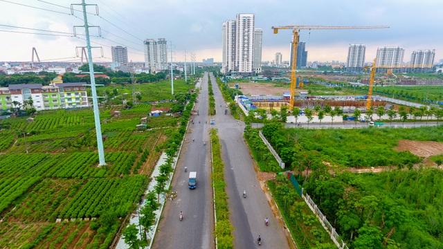 Hà Nội: Đường nối cầu Nhật Tân, Thăng Long hơn 5 năm dang dở - 4