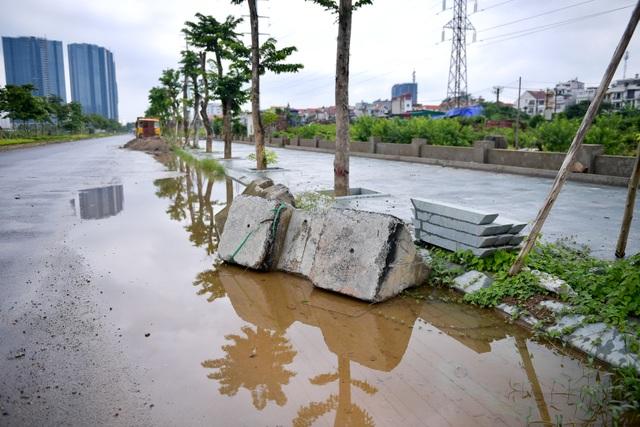 Hà Nội: Đường nối cầu Nhật Tân, Thăng Long hơn 5 năm dang dở - 13