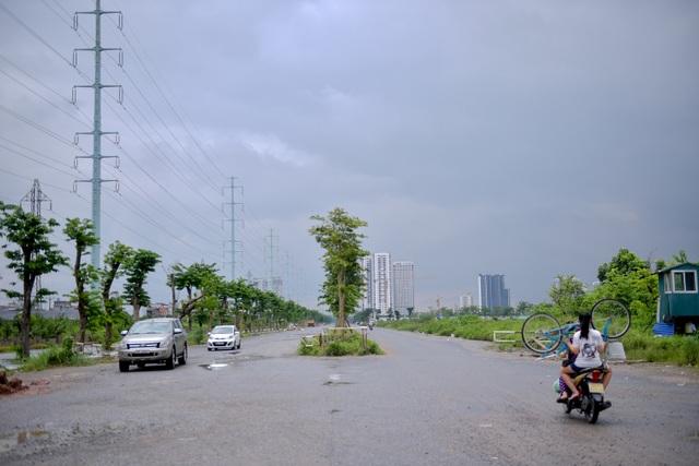 Hà Nội: Đường nối cầu Nhật Tân, Thăng Long hơn 5 năm dang dở - 14