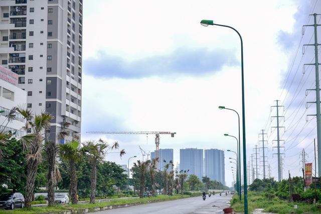 Hà Nội: Đường nối cầu Nhật Tân, Thăng Long hơn 5 năm dang dở - 8