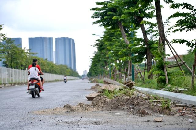 Hà Nội: Đường nối cầu Nhật Tân, Thăng Long hơn 5 năm dang dở - 12