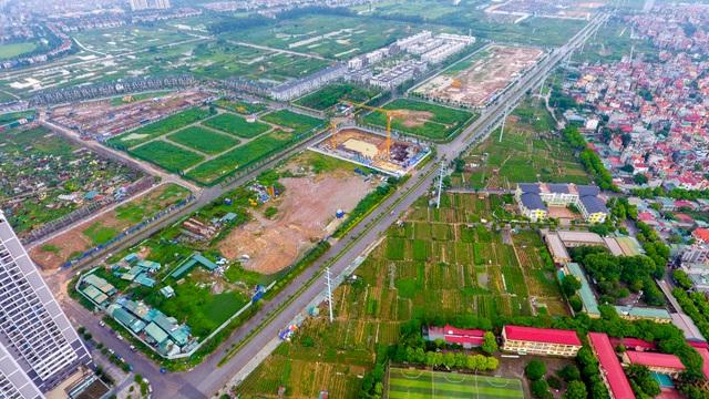 Hà Nội: Đường nối cầu Nhật Tân, Thăng Long hơn 5 năm dang dở - 6