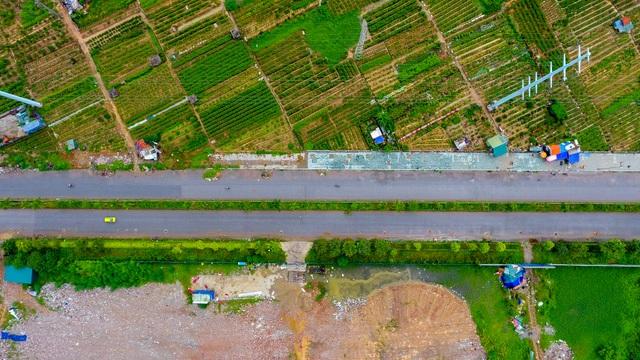 Hà Nội: Đường nối cầu Nhật Tân, Thăng Long hơn 5 năm dang dở - 2