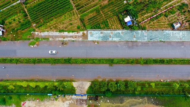 Hà Nội: Đường nối cầu Nhật Tân, Thăng Long hơn 5 năm dang dở - 10