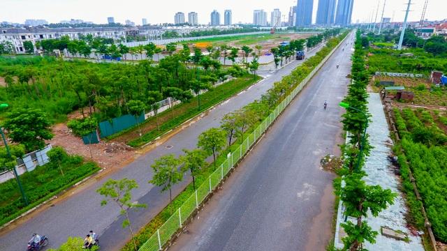 Hà Nội: Đường nối cầu Nhật Tân, Thăng Long hơn 5 năm dang dở - 3
