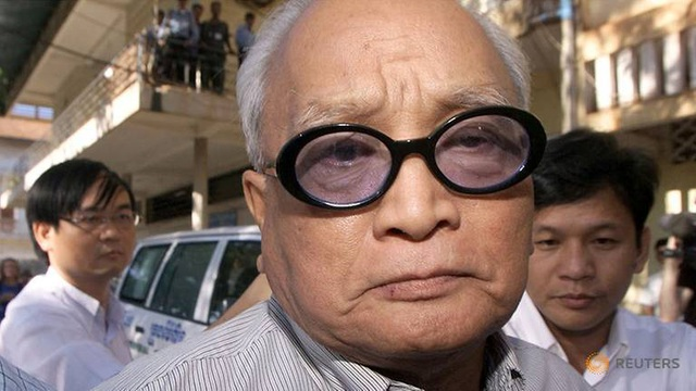 Cựu thủ lĩnh Khmer Đỏ chết ở tuổi 93 - 1