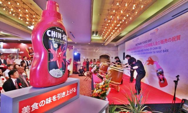 Masan Consumer chính thức đưa nhãn hiệu tương ớt CHIN-SU đến Nhật Bản - 1