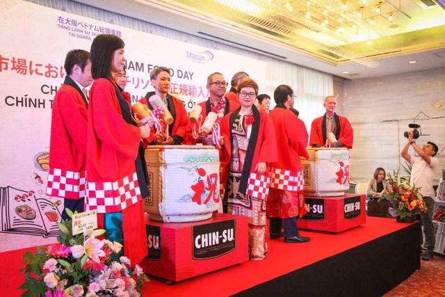 Masan Consumer chính thức đưa nhãn hiệu tương ớt CHIN-SU đến Nhật Bản - 4
