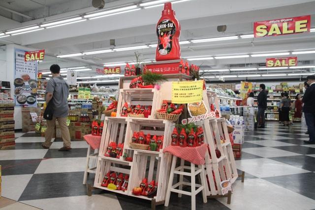 Masan Consumer chính thức đưa nhãn hiệu tương ớt CHIN-SU đến Nhật Bản - 6