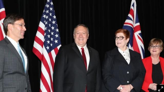Úc từ chối cho Mỹ triển khai tên lửa - 1