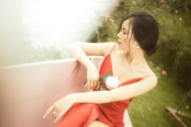"""Nàng thơ Hà thành """"đốn tim"""" người đối diện từ ánh nhìn đầu tiên - 3"""